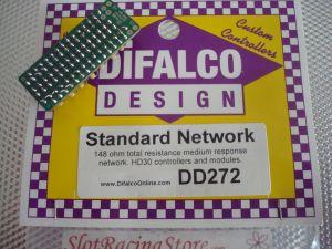 Difalco resistenza da 148 ohm per pulsante Difalco HD30