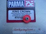 """Parma corona """"King crown"""" in nylon, 32 denti, modulo 48, per assali da 1/8"""""""