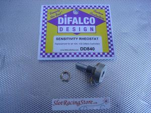 Difalco potenziometro sensibilità per pulsanti Difalco