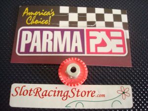 """Parma corona """"King Crown"""" nylon, modulo 48, 27 denti, per assali da 1/8"""""""