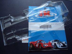"""JK carrozzeria da dipingere modello Indy, spessore .010"""""""
