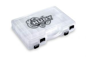 Hudy cassettina grande - doppia - 29cmx19,5mx5,7cm