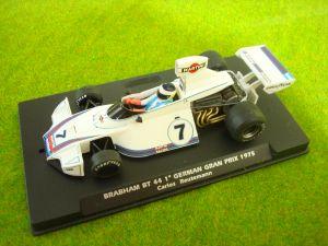 Fly Brabham BT44 Formula 1 - 1° Gran Premio di Germania 1975 - pilota: Carlos Reutemann