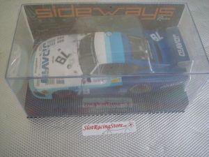 Sideways Porsche 935/78-8 Fitzpatrick Racing - Le Mans 24 hrs 1982 - piloti: J. Fitzpatrick - D. Hobbs