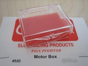 Alpha box in plastica per motori