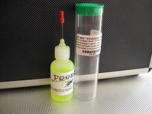 """Slick-7 """"Voodoo"""", liquido per collettori, spazzole e contatti pulsante, 1 oz. (29,5 ml)"""
