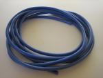 """TQ filo siliconato blu """"Super Flex"""" per pulsante"""