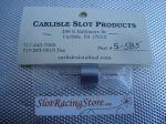 "Carlisle allineatore in acciaio per magneti e bronzine/cuscinetti, diametro:  .585"""