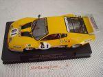 Sideways Ferrari 512 BB LM Ecurie Francorchamps  - 24h Le Mans 1979