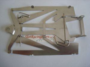 JK telaio Aeolos in 2 pezzi di acciaio con doppia barra sfilabile