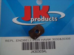 JK testina vuota in alluminio per motori JK Hawk M3 e M6