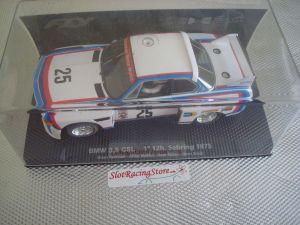 Fly BMW 3.5 CSL 1° 12h. Sebring 1975, drivers: B. Redman - A. Moffat - S. Posey - H. Stuck