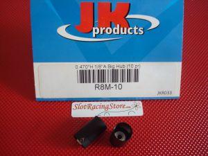 """JK cerchi in plastica per 1/24, per assali da 1/8"""", diametro 11,50mm"""