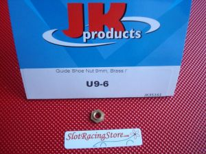 JK dado pick up in ottone da 9mm