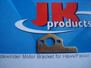 JK supporto motore sidewinder in ottone per motori tipo Hawk e Falcon