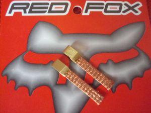 Red Fox contatti striscianti (1 coppia)