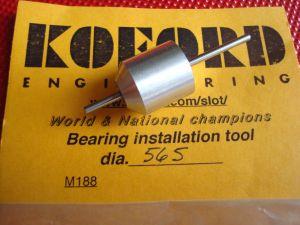 """Koford allineatore per magneti e bronzine/cuscinetti, diametro .565"""""""
