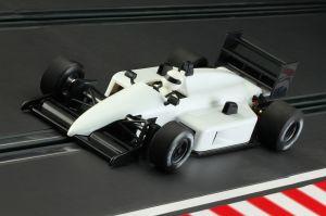 NSR Formula Uno 86/89, King Evo3 21k, carrozzeria bianca