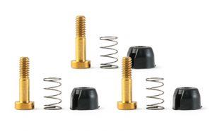 NSR kit sospensioni per supporto motore in linea Formula 89/89, molla dura 14mm