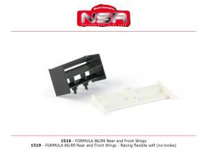 NSR alettone anteriore e alettone posteriore per Formula 86/89