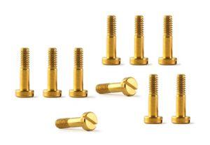 NSR viti metriche per sospensioni Formula 86/89,  2.2 x 9mm, 10 pezzi
