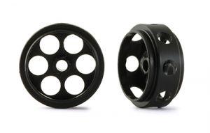 """NSR cerchi anteriori CNC in plastica ultraleggeri per assali da 3/32"""", 17mm x 8,00mm, solo 0,4 grammi"""