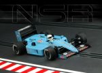 NSR Formula Uno 86/89, King Evo3 21k, #16 light blue