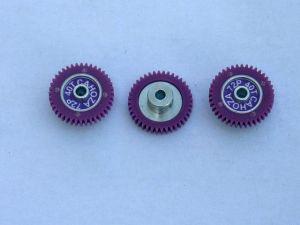 """Cahoza corona nylon modello HD, modulo 72, 40 denti, per assali 3/32"""" , diametro: 14,85mm"""
