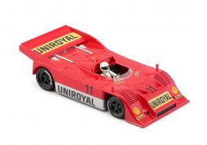 NSR Porsche 917/10 K #11 Uniroyal Fittipaldi 1973, sidewinder, motore Shark 21.5K
