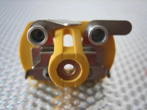 Testina Cahoza in plastica per motore C-can, -2,5 gradi su anticipo indotto, assemblata
