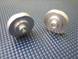 """Camen dischi in alluminio per assetto con foro da 3/32"""""""