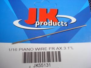 JK assale anteriore 1,48mm per telai produzione