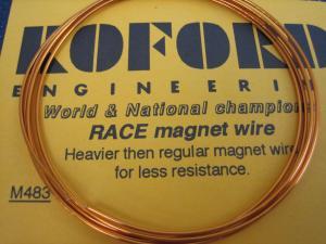 Koford filo alimentazione a bassa resistenza, diametro 0,85 mm
