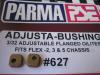 """Parma bronzine 3/32"""" per telai tipo Flex 2,3, & 5 chassis"""