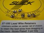 Slick-7 fermi per fili di alimentazione