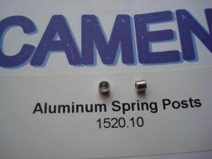 Camen portamollette in alluminio