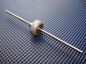 """Magnehone utensile diamantato per fresare magneti, diametro .490"""""""