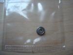 GRW cuscinetto per motori  2mm x 5 mm con flangia, schermato