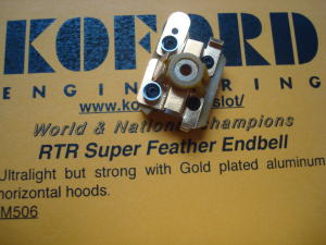Koford Super Feather testina assemblata per casse C della Koford