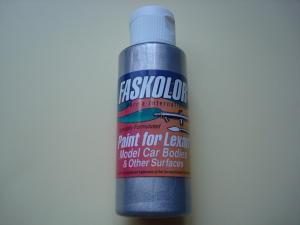"Faskolor ""Faskrome"" vernice a base di acqua, satinata, per carrozzerie in lexan"