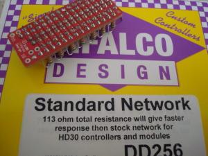 Difalco resistenza da 113 ohm per pulsante Difalco HD30