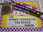 Difalco transistor per pulsanti Difalco.