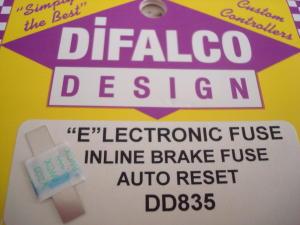 """Difalco """"E""""lectronic fusibile per pulsanti Difalco."""