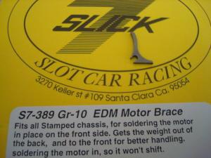 Slick-7 EDM supporto motore