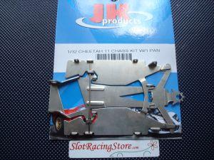 JK telaio in acciaio 1/32 in 2 pezzi