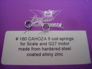 Molle Cahoza 5 spire