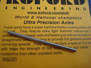 """Koford assale diametro 3/32"""" ultra preciso"""