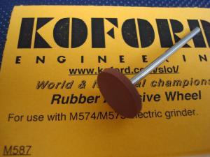 Koford attrezzo in gomma utile per pulizia telai