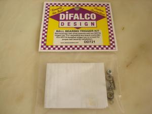 Difalco kit per installazione cuscinetti su pulsante